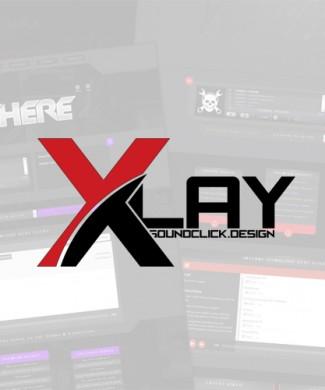 Custom Soundclick Layout Design