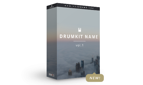 Premade DrumKit for Premade Soundclick Layout #059